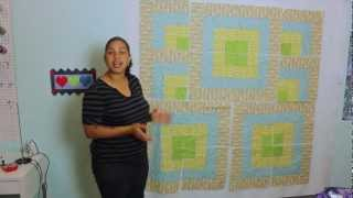 Locally Grown Picnic Quilt Along Series- Part #3