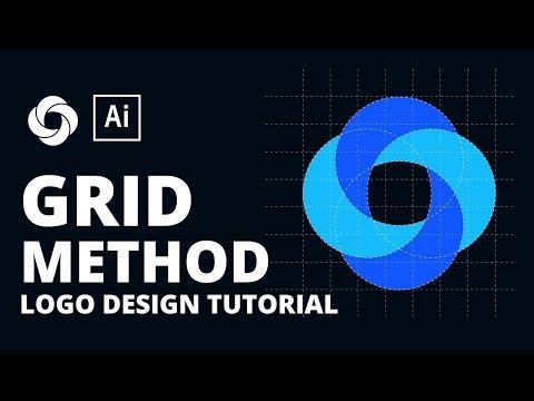 Logo Design Tutorial Using Grid Method thumbnail