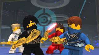 Rebooted The Surge  - LEGO Ninjago - Trailer
