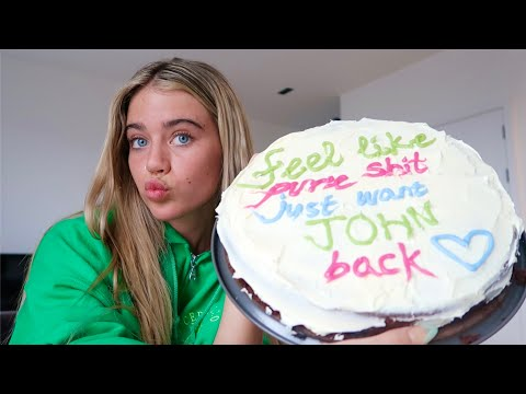 baking my ex a cake to get him back
