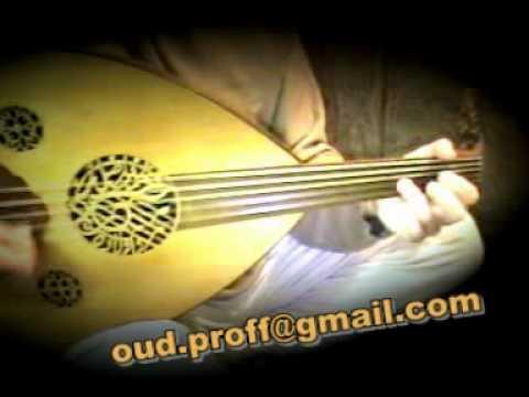 Masud Cemil Bey's Semai on Oudعزف عود، سماعي نهاوند-مسعود الطنبوري