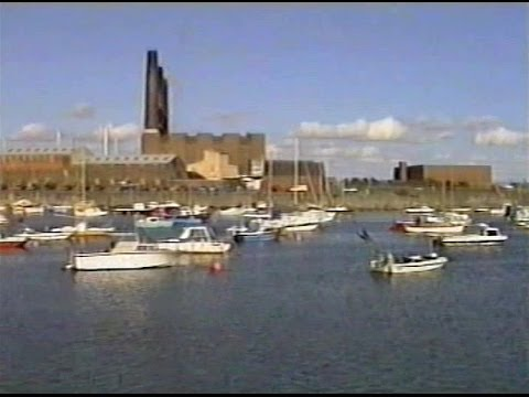 A walk down to Burry Port Harbour 1989