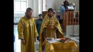 В Рыбинск прибыла икона с частицами мощей Александра Невского(, 2013-10-01T09:05:33.000Z)