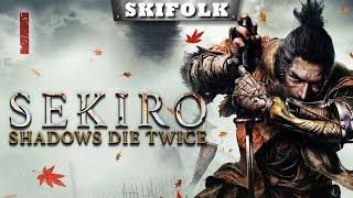 💀 SEKIRO: SHADOW DIE TWICE [PC #1]  ► РЕЛИЗ НА ПК ! ЛЮТЫЙ ХАРДКОР ! НОВЫЙ BLOODBOURNE ?