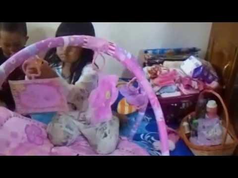 full download tempat tidur bayi frozen teddy bear doll