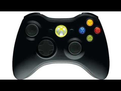 All about XBOX 360's controller! Fragment#1