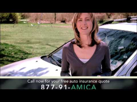 Amica Car Insurance Quote Cool Amica  Youtube