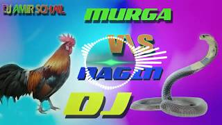 MURGA VS NAGIN   Nagin vs Hero vs Murga   Competition dj music   Nagin Vs Hero Flute Music 2018