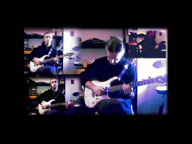 MARCELLO ZAPPATORE - Bach's Air on the G String - with E-BOW