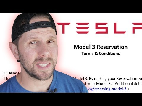 Can I Sell My Model 3 Reservation? Feat. Franklin Graves
