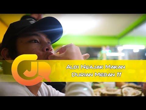 Aldi Ngajak Makan Durian Medan!!