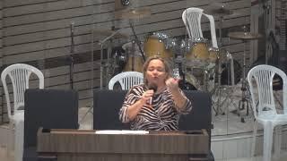 Pra. Marta do Nascimento Martins  -  Mateus 9.16-17