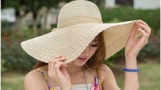 Top 100 Mẫu mũ nón đi biển đẹp cho nữ đang được ưa thích hiện nay