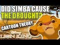 What ACTUALLY Caused The Drought In The Lion King | Cartoon Conspiracy Theories