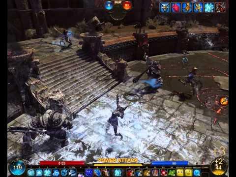 видео: panzar: Ледяная ведьма на Арене повелителей войны