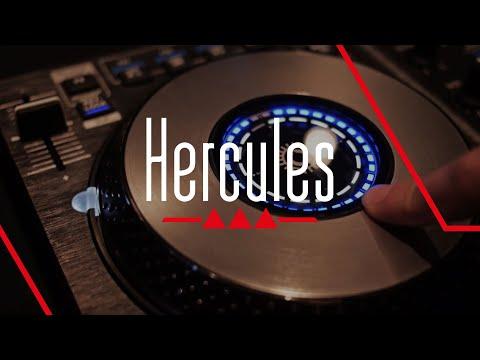 Hercules DJControl Jogvision - Tutorial #1 In-jog displays