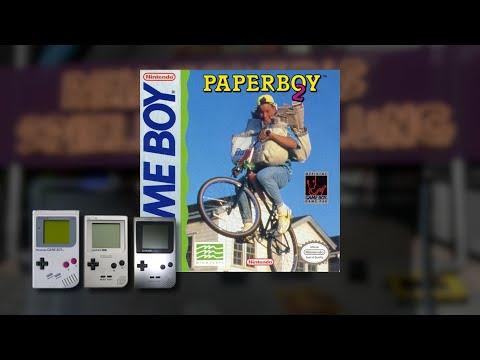 Gameplay : Paperboy 2 [Gameboy]