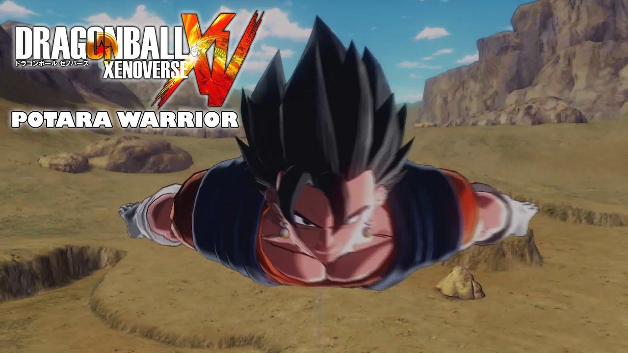 Potara Warrior , Dragon Ball Xenoverse Parallel Quest 37 [UNLOCK VEGITO] ,  YouTube