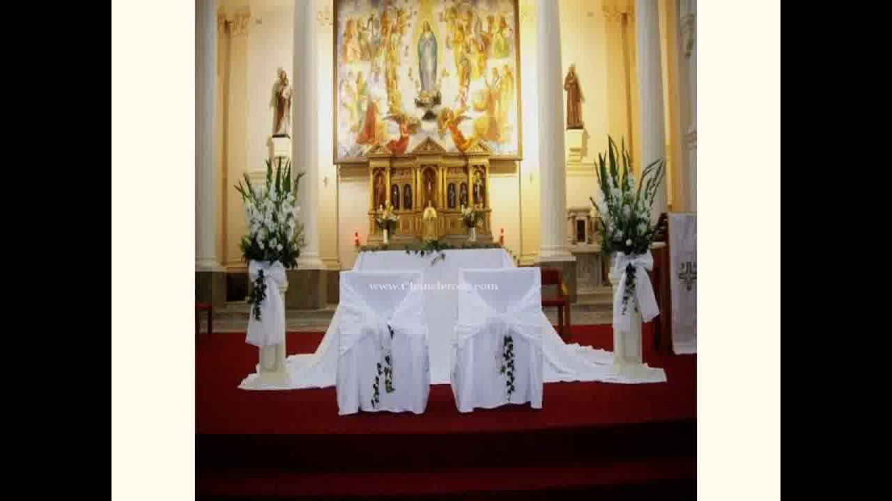 Chapel Wedding Decorations Choice Image Wedding Decoration Ideas Cheap  Wedding Reception Decoration Ideas 2015 Youtube Cenypradufo