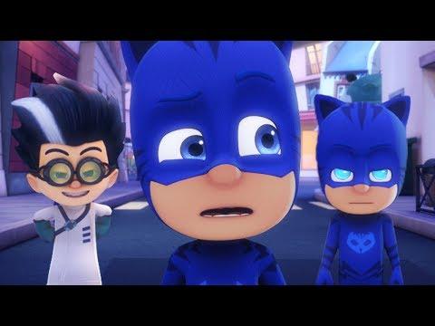출동! 파자마 삼총사 모아보기 | 30분 이상한 파자마 삼총사! | PJ Masks | 어린이 만화 - Видео онлайн