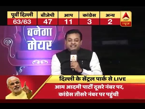 MCD Elections 2017: Debate LIVE from Delhi's central park with Sambit Patra and Poonam Aza