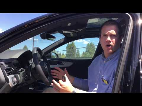 How to program your key fob memory seats - 2017 A4