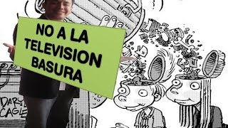 NO TELEVISIÓN BASURA - Carlos San Miguel 967070767