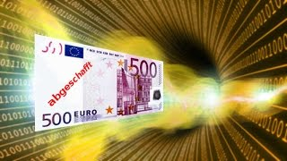 Aufgedeckt! Warum und wer das Bargeld abschaffen will! Eindringliche Warnung