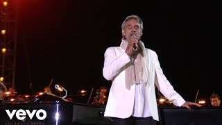 Смотреть клип Andrea Bocelli - Italia Ft. Chris Botti
