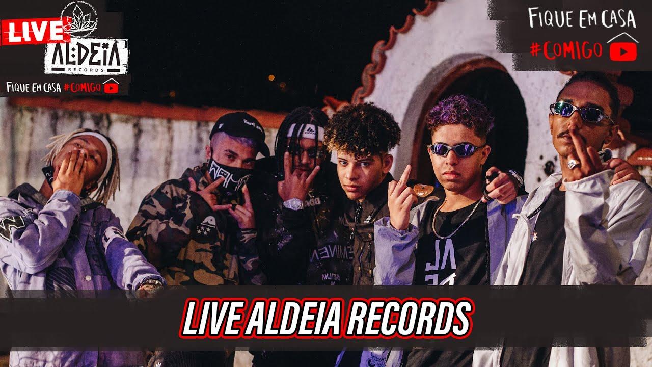 Download BDA - LIVE ALDEIA RECORDS + XAMÃ #LIVEALDEIA