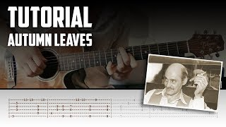Tutorial: Autumn Leaves by Joe Pass
