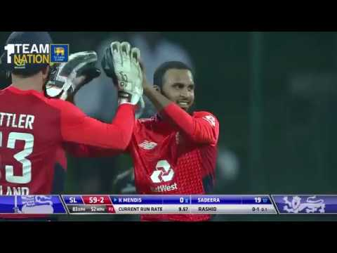 3rd ODI Highlights: England tour of Sri Lanka 2018