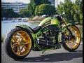 Thunderbike Imola - custom Harley-Davidson Breakout FXBRS 117 motorcycle
