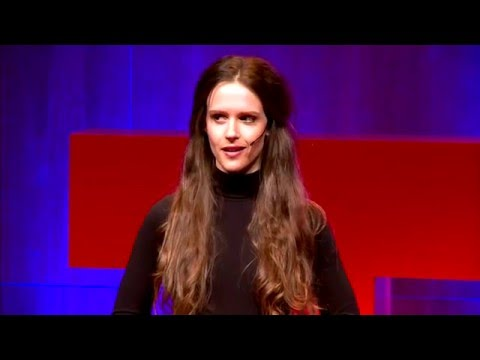 Everything around them is still there, dealing with sudden loss | Marieke Poelmann | TEDxUtrecht