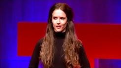 Everything around them is still there, dealing with sudden loss | Marieke Poelmann | TEDxUtrecht