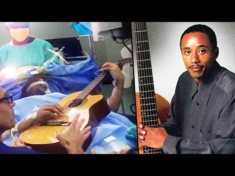 Musician Plays Guitar While Undergoing Brain Surgery