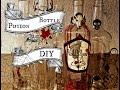 DIY Magic Potion Bottles