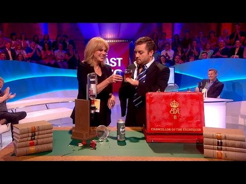 Drunk Alex Brooker Presents The Budget w/ Joanna Lumley! - The Last Leg