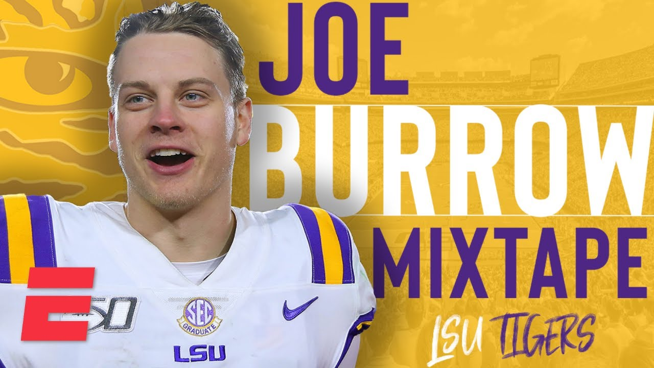 Joe Burrow: 'Would've Told You You Were Crazy' About Going No. 1 ...