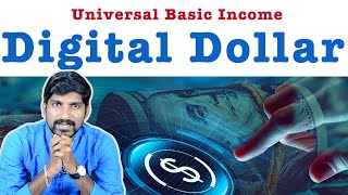 Digital Dollar 2021   Universal Basic Income   Tamil Pokkisham   Vicky   TP