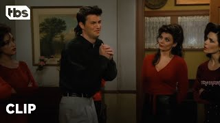 Friends: Chandler's Forgetful Night (Season 3 Clip) | TBS