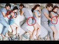 14 Your Sleeping Pose toLearn More About Your Relationship