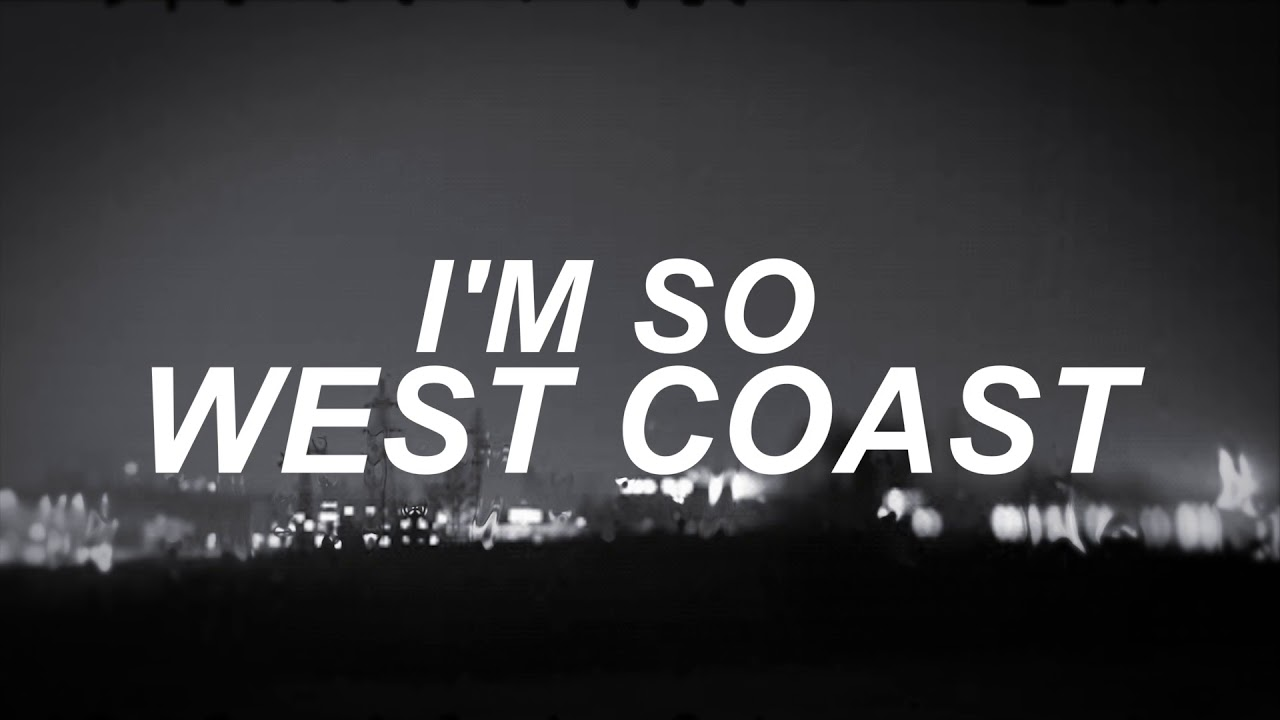 West coast the neighbourhood lyrics youtube west coast the neighbourhood lyrics kristyandbryce Images