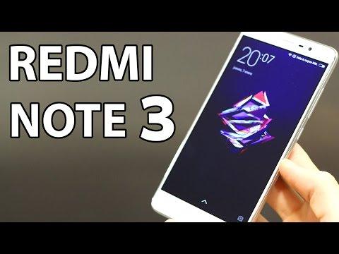 Xiaomi Redmi Note 3, review en español - Vale la pena?