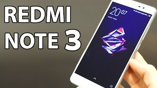 Xiaomi Redmi Note 3, review en español - Vale la pena?(Descubre el Xiaomi Redmi Note 3, uno de los mejores móviles calidad/precio dentro del mundo Android. ▻Aqui el de 32gb (3gb Ram) al mejor precio: ..., 2016-01-07T19:55:12.000Z)