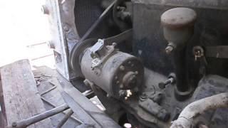 Déblocage moteur  Renault AFV