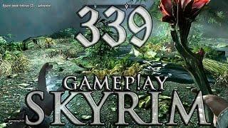 Игра Скайрим 339 Пещера Зеленая тень+шлем Ностера