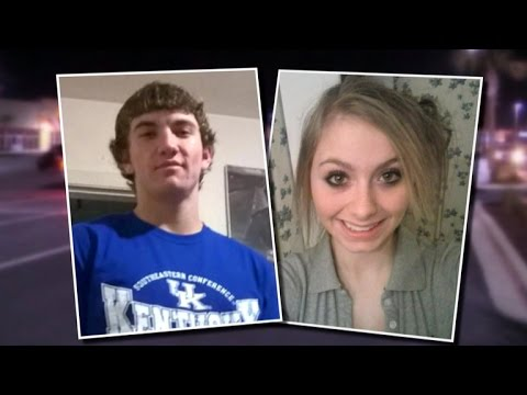 Teen couple in custody after alleged crime spree