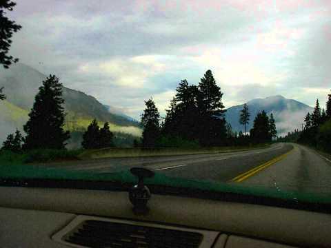 The California to Alaska Drive -- Paul A. L. Hall's 13th Symphony