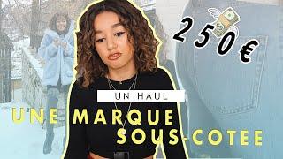 VOUS DEVEZ CONNAITRE CETTE MARQUE! Haul || Léna Situations